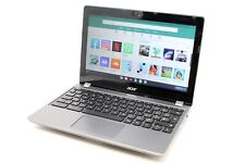 "Acer c740 Google Android Chromebook 4GB 16GB SSD Webcam 11.6"" Play Store HDMI"