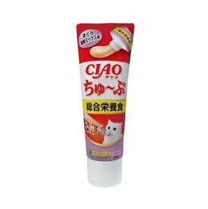 CIAO Churu tube 80g Comprehensive nutrition type Cat Treats wet food
