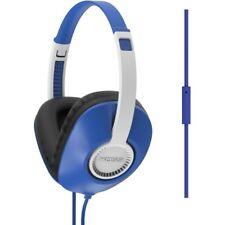 New Koss UR23i Full Size Headphones, Blue