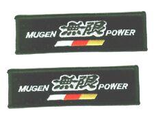 Honda Racing Equipo Súper Deportes Mono Parche: Honda Mugen 無限部品 无限部品 Team Logo
