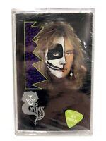 Vintage Peter CRISS 1995 CRISS CAT Cassette Tape NEW Album Record Promo Pic KISS