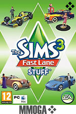 Les Sims 3 kit Vitesse ultime Pack extension Fast Lane Stuff PC Origin - EU & FR