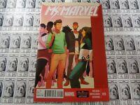 Ms. Marvel (2014) Marvel - #15, Kamala Khan, Wilson/Miyazawa, VF/+