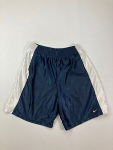NIKE BASKETBALL Shorts - Size XL - Navy - Great Condition - Men's
