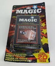 Magic Marked Deck Cards Professional Magic Tricks