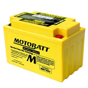 Motobatt high performance battery Suzuki GSXR1000 2001-2012