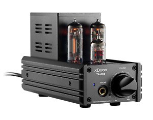 xDuoo TA-03S HiFi Tube Headphone DAC & Tube Amplifier 2x CS4398 PCM 32Bit/192kHz