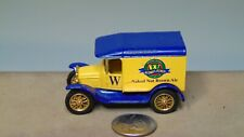 1989 MATCHBOX 1921 MODEL T FORD DELIVERY TRUCK MB293BD WEIDMANS BREWERY
