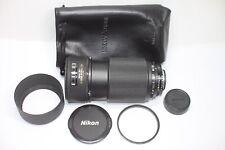 Nikon AF Zoom Nikkor ED 80-200mm F/2.8 Lens Made In Japan