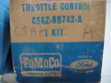 NOS OEM Genuine Ford Rotunda 1965 66 67 68 Galaxie 500 XL 7 Liter Throttle Kit