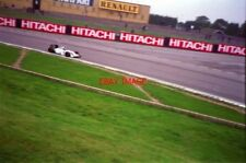 PHOTO  MARK BLUNDELL'S F1 TYRRELL-YAMAHA AUTUMN GOLD CUP  SILVERSTONE  1-2.10.94