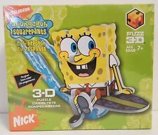 Spongebob Squarepants Surfing 3D Jigsaw Puzzle by Nickelodeon NEW