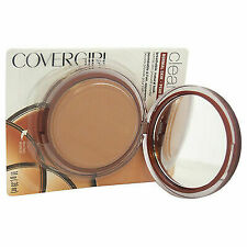 COVERGIRL Clean Pressed Powder Soft Honey Warm 155 0.39 Oz