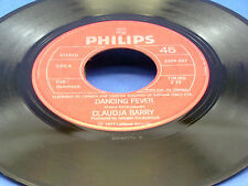 CLAUDJA BARRY - Dancing Fever / Summertime  - NEAR MINT- 1977 CANADA PRESSING
