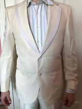 Abito da cerimonia matrimonio smoking tuxedo ERMENEGILDO ZEGNA da uomo ORIGINALE