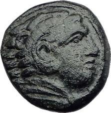 ALEXANDER III the Great 325BC Macedonia Ancient Greek Coin HERCULES CLUB i63588