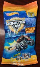 Hot Wheels 2018 Monster Jam Mystery Trucks Series 5 - Team Hot Wheels 50th VUM