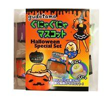 GUDETAMA Squishy Water Eggs Halloween Special Set Lazy Egg Kawaii Sanrio NIC Toy