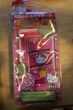 Hello Kitty Jewelry Chest Box with Beads & Charms
