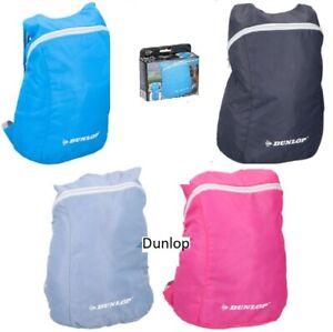 Dunlop Reise Rucksack faltbar Faltrucksack camping Wanderrucksack leicht Tasche