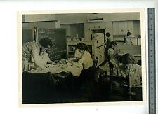 (127A) Photo press USA USIS : école school