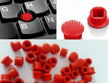50pcs Trackpoint For IBM Lenovo ThinkPad Red Ball Mouse Point Cap Hat Soft Dome