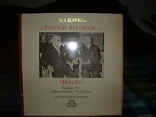 SIR THOMAS BEECHAM, BART  SIBELIUS