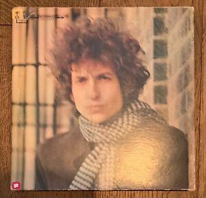Bob Dylan - Blonde On Blonde Lp RARE  Malaysian press! 1966 Folk NM