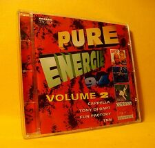 NEW CD Pure Energie 94 Volume 2 Compilation 18TR 1994 Euro House