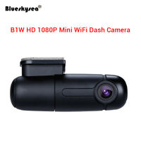 B1W 1080P Mini WiFi Dash Camera 360° Rotate Capacitor Car DVR IMX323 Vehicle