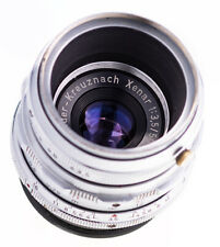 Schneider Kreuznach Xenar 50 mm ∇ f 3,5 EXA 15 Blades SN:3822206