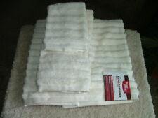 New Better Homes & Gardens Ribbed Ivory Bath Towel Set