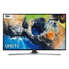 """Samsung Ue55mu6120 55"""" 4k Ultra HD Smart LED TV in Black Integrated Wi-fi"""
