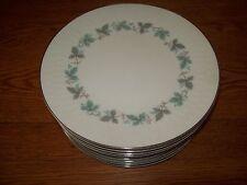 """10 RARE Vintage Sango CHARLEROI Salad Plate 7 7/8"""""""