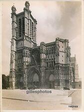 TROYES c. 1930 - La Cathédrale - Ph. des Chemins de Fer - 79