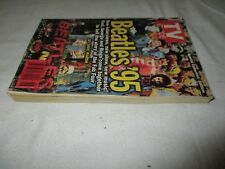 TV Guide November 18-24 1995 The Beatles Special Collectors Edition The Beatles