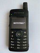 Motorola SL4000e UHF DMR Handheld Radio Handie Talkie - Bluetooth