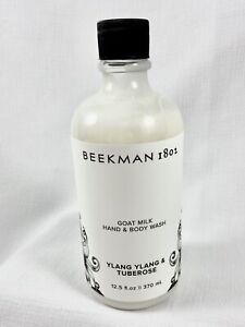 Beekman 1802 Goat Milk Ylang Ylang Tuberose Hand & Body Wash Sealed