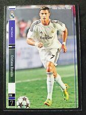 2014 Panini Football League PFL 05 Cristiano Ronaldo Real Madrid card