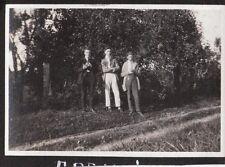 VINTAGE 1920 BLAIR ACADEMY BLAIRSTOWN NEW JERSEY CAMPUS FASHION FRAT BOYS PHOTO