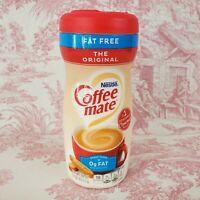 Nestle Coffee Mate Fat Free Original Powdered Coffee Creamer 16 Oz.