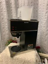 Bunn Commercial Coffee Maker Vpr 12 Cup Series 33200.0000 Black - New in Box