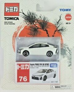 Tomica Tomy Toyota Prius GR Sport No. 76 1/65th Scale