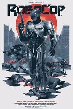 Robocop Poster Length: 400 mm Height: 800 mm SKU: 12812