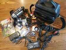 Sony Handycam Digital MiniDV DCR-TRV30 Camcorder - Record Transfer Watch Tapes