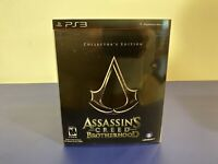 NEW, FACTORY SEALED Assassin's Creed Brotherhood Collector's Edition, PS3
