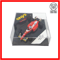 Formula 1 Ferrari F93 A Jean Alesi Car Diecast Model Toy F1 No 168 by Onyx