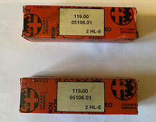 Candele LODGE 2 HL-E confezione originale Alfa Romeo Rif. 119.00 - 05106.02