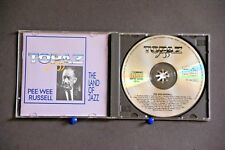 PEE WEE RUSSELL – THE LAND OF JAZZ - 23 TRACK 1995 CD - 1ST CLASS MAIL
