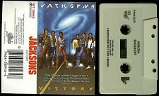 Jacksons Victory USA Cassette Tape Michael Five 5